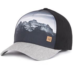 tentree Altitude Hat hi-rise grey/meteorite black